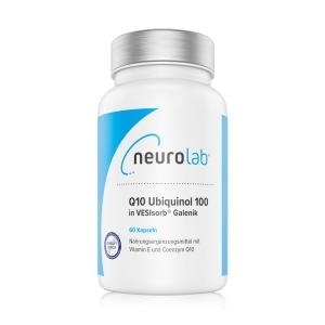 Neurolab Q10 Ubiquinol 100 (60Kps)