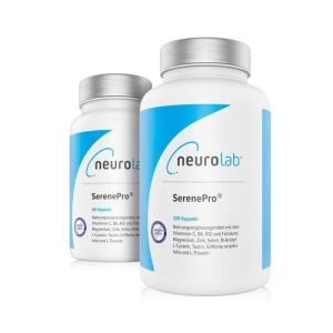 NeuroLab SerenePro (Packungsgröße: 60 Kapseln)
