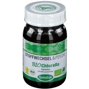 Sanatur Bio Chlorella (Größe: 100 Tabletten = 40g)