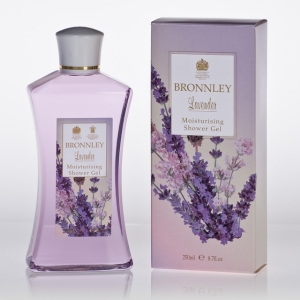 BRONNLEY Lavender Moisturizing Shower Gel 250ml