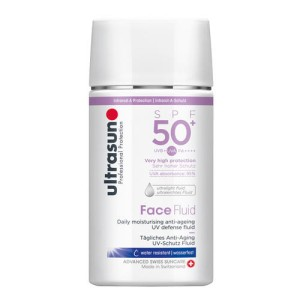 ULTRASUN Face Fluid SPF50+
