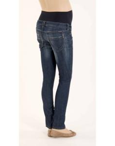 Christoff Designer Jeans Slimfit Umstandsmode Umstandshose (Größe: 34)