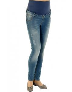 Christoff Designer Jeans Wien mit geradem Cut 5-Pocket Jeans (Größe: 34)