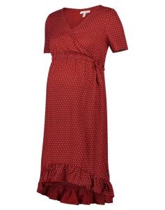 Esprit maternity Still-Kleid - rot