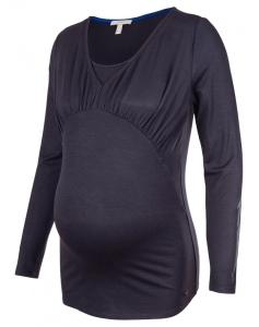 Esprit maternity Still-Shirt - blau