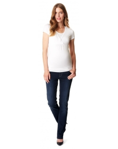 Esprit maternity Umstandshose Jeggings Skinny Fit Jeggings von Esprit - blau