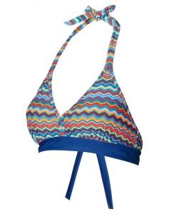 Esprit maternity Wattiertes Bikini-Top mit Tupfen-Dessin Swim & Beach Bikini-Top N1884855 (Größe: M/L)