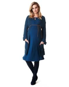 Noppies Cardigan ls Kimono - blau