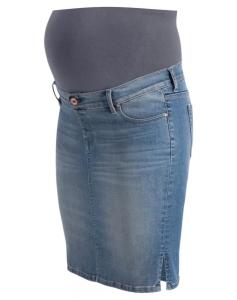 Noppies Jeans skirt OTB Misty blue - blau