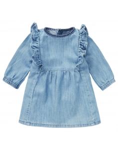 Noppies Kleid Melita - blau