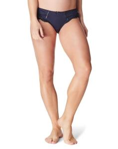 Noppies Slip Micro Lace Hipster Spitzendetails Ihre feminine Art - blau