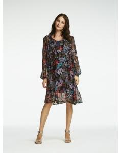 Queen Mum Still-Kleid Milan - schwarz