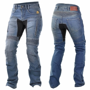 Trilobite Parado Motorrad Jeans Damen (Größe: 36/32)