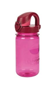 Nalgene Trinkflasche Everyday OTF Kids 0,35 ltr (Farbe: himbeer)