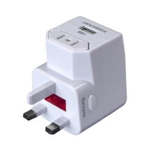 Relags Universal Steckeradapter USB