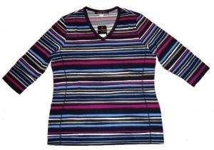 Canyon Women Sports T-Shirt indigo/beere (Größe: 38)
