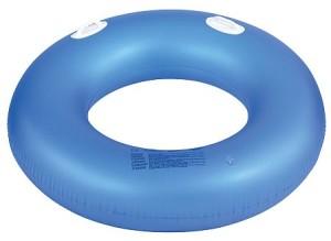 Jumbo Schwimmring Cool & Fresh (bitte wählen: blau)