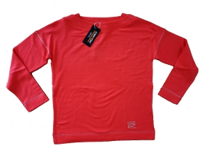 Canyon Women Sports Sweatshirt rot (Größe: 38)