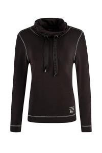 Canyon Women Sports Sweatshirt schwarz (Größe: 42)