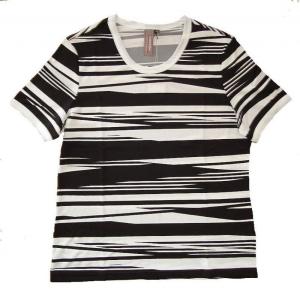 Canyon Damen T-Shirt schwarz-weiss (Größe: 42)