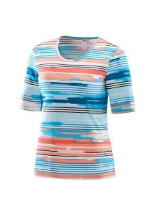Joy T-Shirt Alessa Streifenprint (Größe: 40)