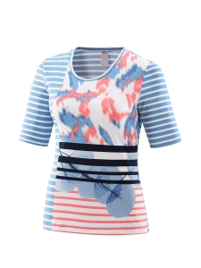 Joy T-Shirt Anura whisper stripes (Größe: 46)