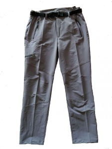 Hot Sportswear Norton Men Thermohose aschgrau (Größe: 23)