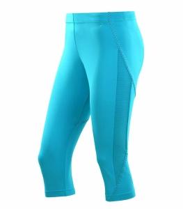 Joy Sportswear Emilia Caprihose 3/4 türkisblau (Größe: 44)