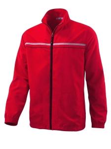 Joy Parker Trainingsjacke rot (Größe: 50)
