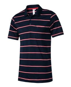 Joy Poloshirt Boris gestreift (Größe: 54)