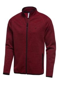 Joy Sportswear Herren Freizeitjacke Trainingsjacke Kristian rot (Größe: 52)
