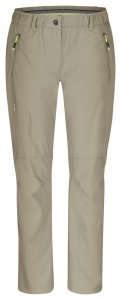 Hot Sportswear Outdoorhose Lugano Damen (Größe: 46 sand)