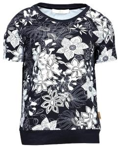 Serena Malin Pulli Shirt navy-weiss (Größe: 46)