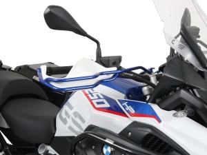 Hepco Becker Griffschutz rechts/links blau BMW R 1250 GS LC