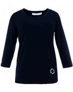 Serena Malin T-Shirt navy 3/4 Arm (Größe: 38)