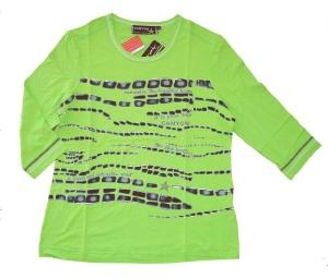 Canyon T-Shirt lime Druck (Größe: 42)