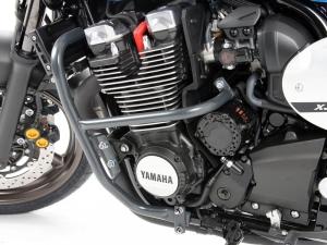 Hepco Becker Motorschutzbügel Yamaha XJR 1300 ab BJ2015 (Farbe: schwarz)