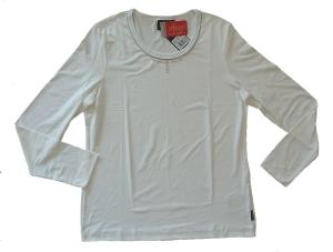 Canyon Women Sports T-Shirt langarm offwhite (Größe: 40)