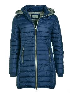 Nickel Outerwear Damen Stepp-Longjacke (Größe: 42)