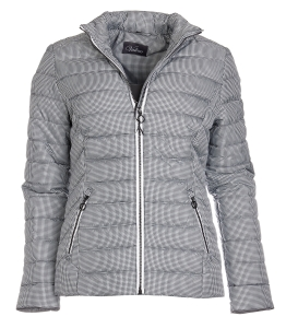 Nickel Outerwear Damen Steppjacke Pepita (Größe: 42)