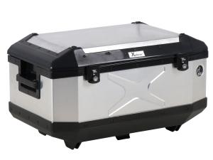 Hepco & Becker Topcase Xplorer TC 60 (Farbe: Topcase Xplorer TC 60 alu-schwarz)