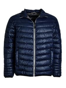 Nickel Outerwear Crossfield Herren Steppjacke Marineblau (Größe: 54)