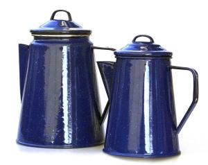 Relags Emaille Kaffeekanne (Größe: 1000 ml)
