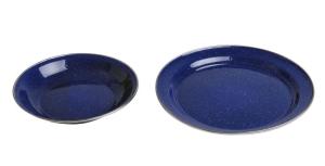 Relags Emaille Teller (bitte wählen: tief 20 cm)