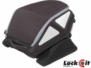 Hepco Becker Royster Rearbag Hecktasche (bitte wählen: mit Gurtbefestigung RV gelb)