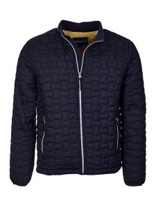 Nickel Sportswear Herren Leicht-Steppjacke marine (Größe: 54)