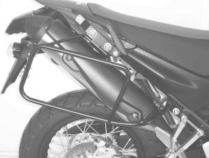 Hepco&Becker Kofferträger Lock It Yamaha XT 660 R/X bis BJ 06