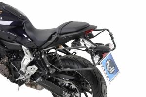 Hepco Becker Kofferträger Lock It Yamaha MT-07 bis BJ2017
