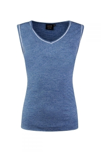 Canyon Women Sports Tanktop bleu (Größe: 46)