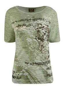 Canyon T-Shirt Go Wild khaki (Größe: 40)
